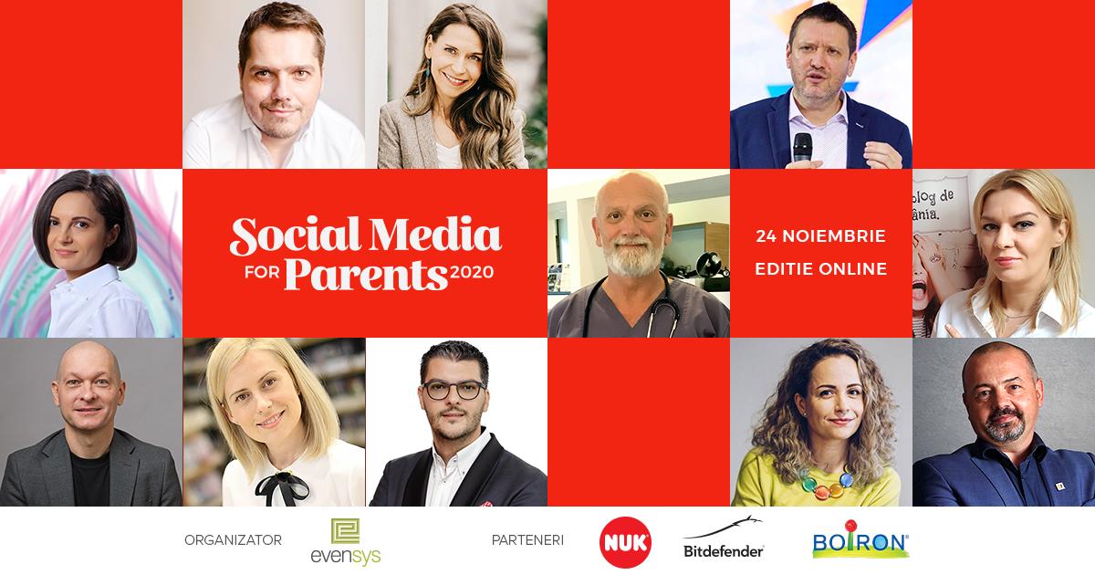 Cum să înlăturăm din efectele negative ale expunerii îndelungate la ecrane – Social Media for Parents 2020