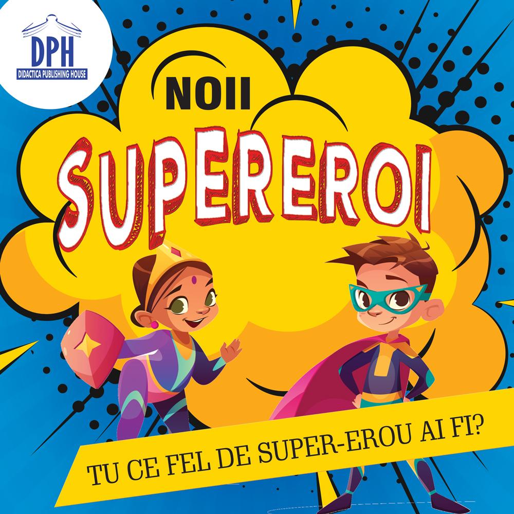 Noii super-eroi, carte online GRATUITĂ
