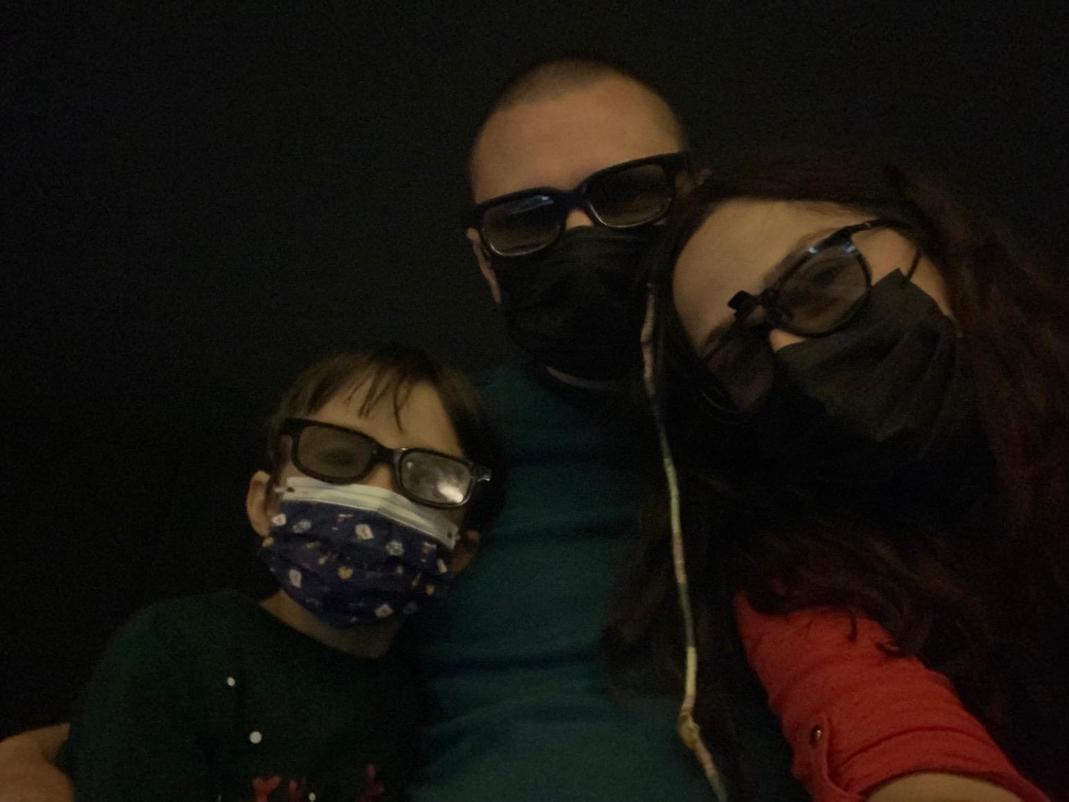 Cum a fost prima oară  la cinema cu copilul | Tips & Tricks