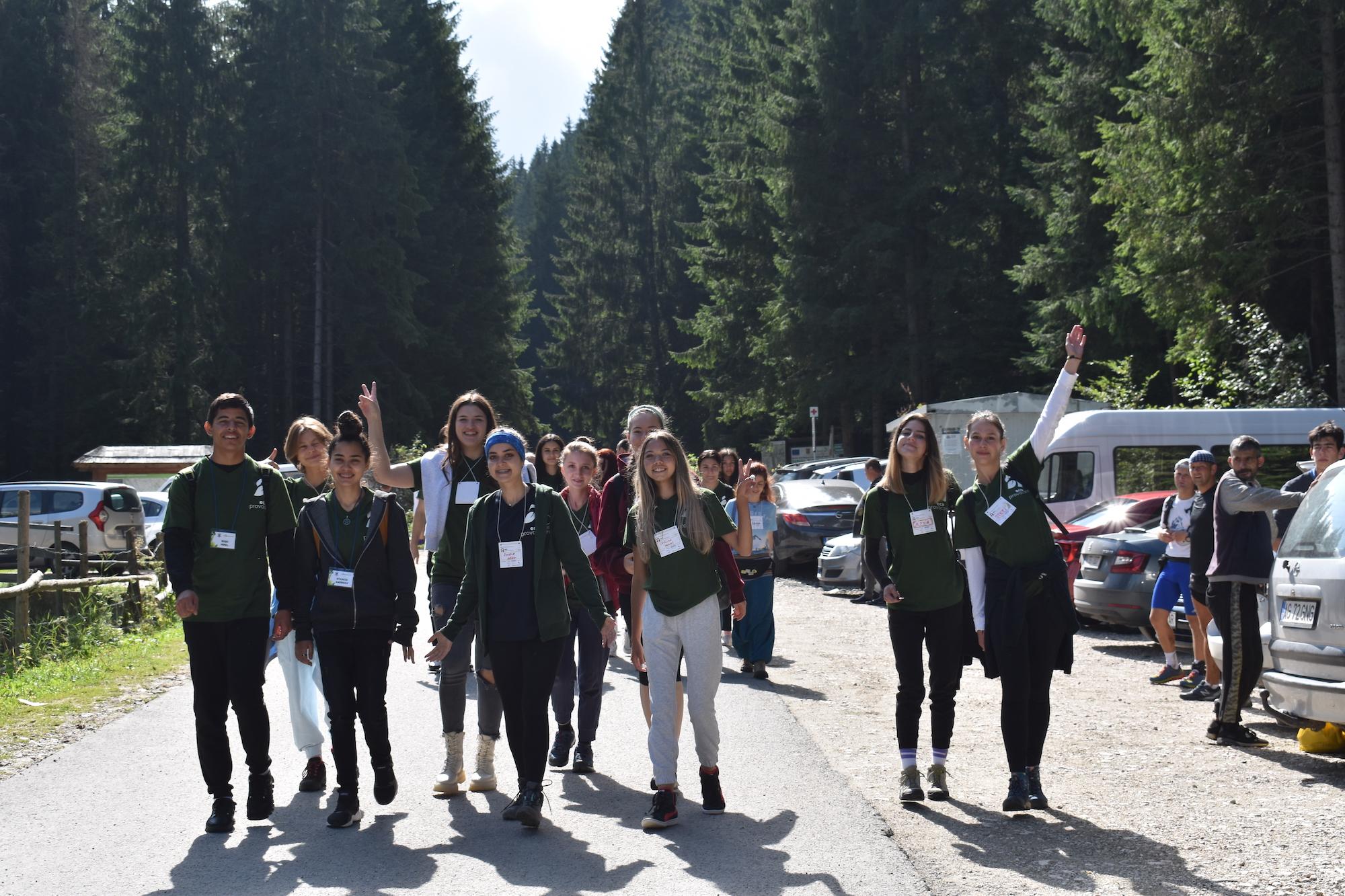 Mai ții minte sentimentul de libertate din tabără ? Cum a fost în tabăra Eco Provocarea ?